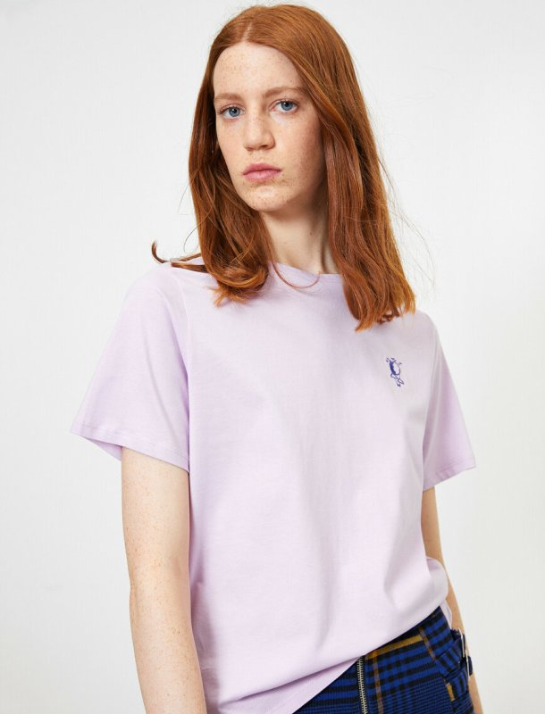women's/ladies fashion t shirts clothing manufacturer private label