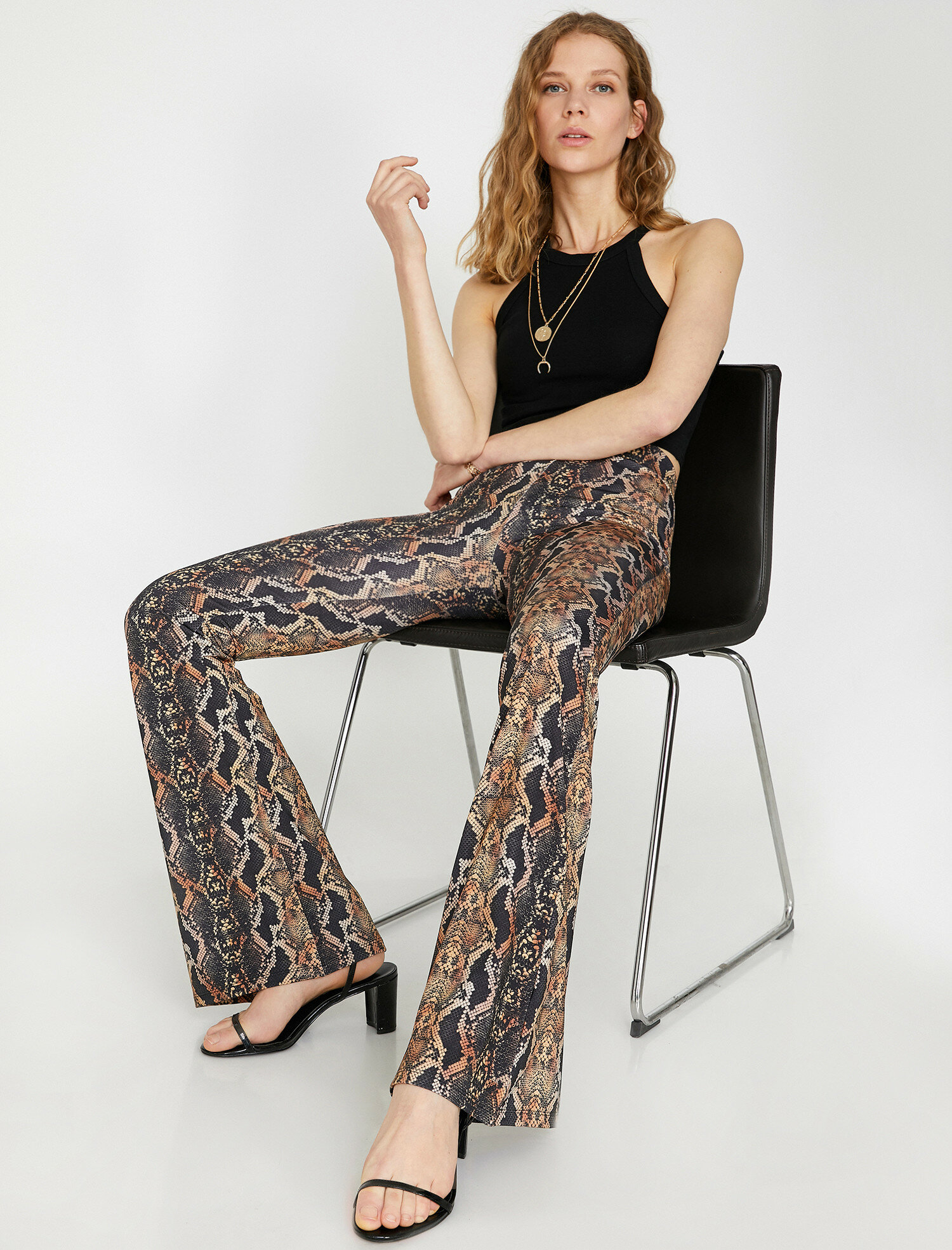 women's/ladies fashion trousers clothing manufacturer private label