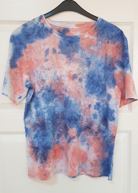 Men's T Shirts   Private Label T Shirt Manufacturer: Men's Tie Dye T Shirt - Splash Effect - Cotton Heavy Jersey - Fashion Apparel - Colorful - Short Sleeve Tee - Spring Summer